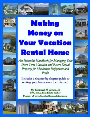 Making Money on Your Vacation Home Rental - Book Cover